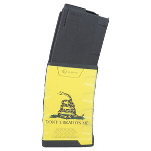 Mission First Tactical Extreme Duty AR-15 Magazine .223 Rem/5.56 NATO 30 Rounds Polymer Black with Gadsden Flag