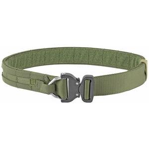 Eagle Industries Operator Gun Belt Men's Size M MOLLE Compatible Cobra Buckle Belt Nylon Ranger Green