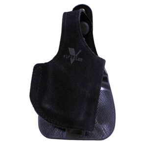 Viridian Galco Ruger LCP Paddle Holster Right Hand Leather/Polymer Black