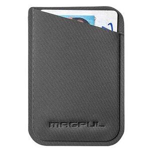 "Magpul DAKA Micro Wallet 3.75"" x 2.67"" Polymer Textile Gray"