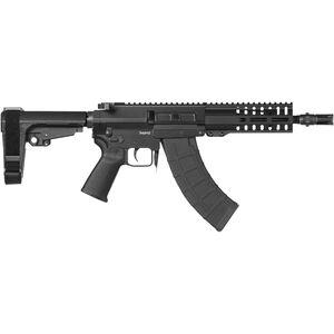 "CMMG Banshee 300 Mk47 7.62x39mm AR-15 Semi Auto Pistol 8"" Barrel 30 Round AK-47 Magazine RML6 M-LOK Handguard CMMG Standard RipBrace Graphite Black Finish"