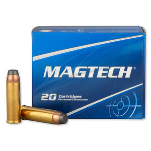 Magtech .454 Casull Ammunition 20 Rounds, SJSP, 260 Grains