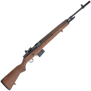 "Springfield Armory M1A Standard Issue .308 Win Semi Auto Rifle 22"" Barrel 10 Rounds Walnut Stock Parkerized Finish"