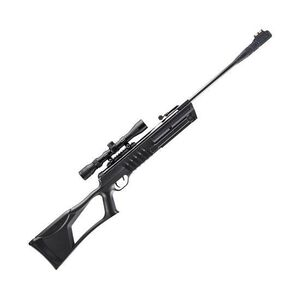 "Umarex Fuel Break Action Air Rifle 1.777 Caliber 18.75"" Barrel SilencAir System 1 Round Synthetic Stock Black Finish 2251313"