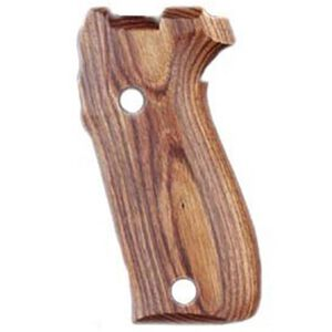 Hogue Fancy Hardwood Grip SIG Sauer P226 Panel Kingwood 26610