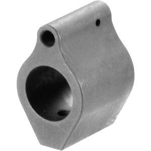 """DoubleStar AR-15 Low Profile Gas Block .750"""" Diameter Steel Black DSC750"""