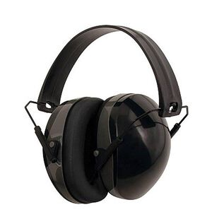 Champion Passive Earmuffs 27 NRR Collapsible and Adjustable Black 40970