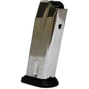 Springfield Armory, XD Sub-Compact Magazine Nine Rounds, .40 S&W, Stainless Steel
