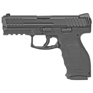 "HK VP9 9mm Luger Semi Auto Pistol 4.09"" Barrel 17 Round Magazine Night Sights Matte Black Finish"