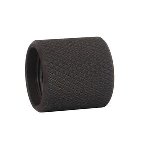 YHM Pistol Barrel Thread Protector .578X28 .650 O.D. Steel Black YHM-3426-B