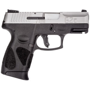 "Taurus G2C Semi Auto Pistol .40 S&W 3.2"" Barrel 10 Rounds 3 Dot Sights Black Polymer Stainless Finish"
