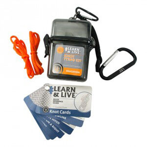 Ultimate Survival Technologies Learn & Live Knot Kit 20-02759