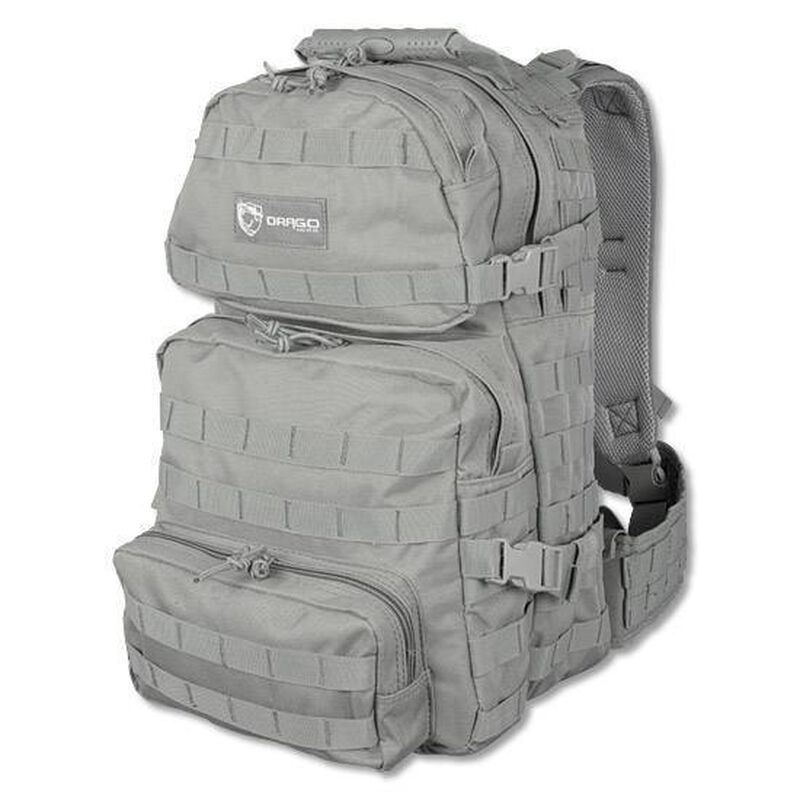 Drago SEAL Grey Five Day Assault Pack