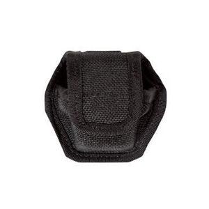 Bianchi 7335 EDW Pouch Hidden Snaps AccuMold Black 25146