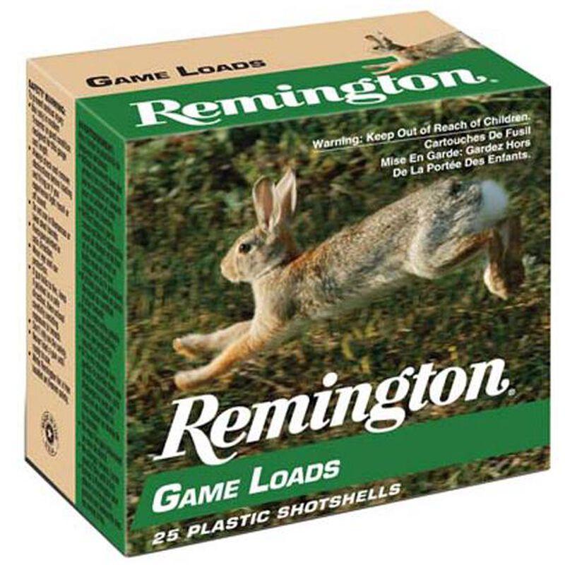 "Remington Game Load .410 Bore  2-1/2"" #6 Shot 1/2oz 200 Rounds"