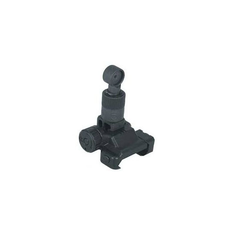 Knight's Armament Micro Rear Sight 200-600 Meter Adjustable