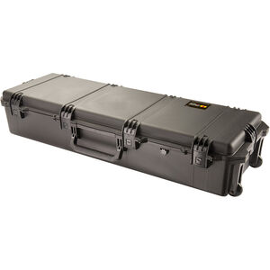"Pelican iM3220 Storm Long Case 44""x14""x8.5"" High Impact Polymer Black"