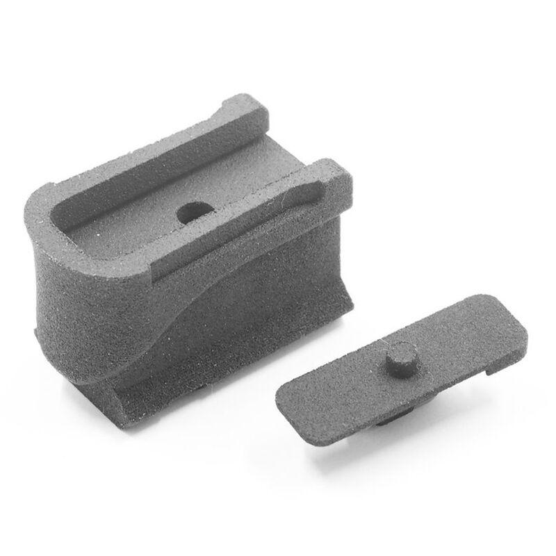 MantisX Magazine Floor Plate Rail Adaptor for Ruger LC9 Magazine