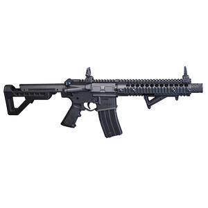 Crosman DPMS SBR Full Auto BB CO2 Rifle Polymer Black