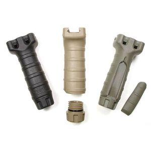 TangoDown Vertical Foregrip, Mounts to Picatinny Rails, Flat Dark Earth