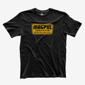 Magpul Fine Cotton Reliable Parts and Accessories Men's T-Shirt Black