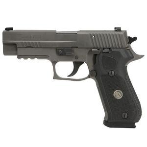 "SIG Sauer P220 Legion Full Size Semi Auto Pistol .45 ACP 4.4"" Barrel 8 Round Magazine SIG Rail X-Ray3 Day/Night Sights G10 Grips Legion Gray Slide/Frame Finish"