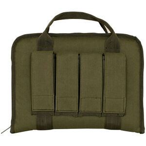 Fox Outdoor Tactical Pistol Case Nylon Olive Drab 54-530