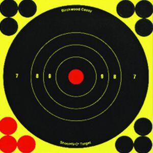 "Birchwood Casey Shoot-N-C Targets 8"" Round Bull's Eye"