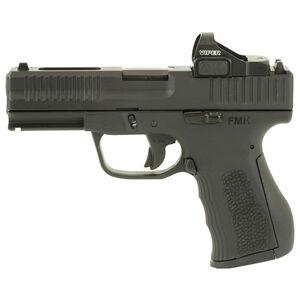 "FMK 9C1 Elite Pro Semi Auto Pistol 9mm Luger 4"" Barrel 14 Rounds Vortex Red Dot Black"
