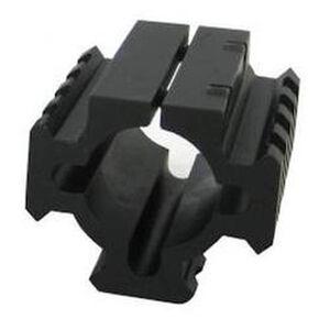 TacStar Shotgun Magazine Extension Three Rail Mount Aluminum Black