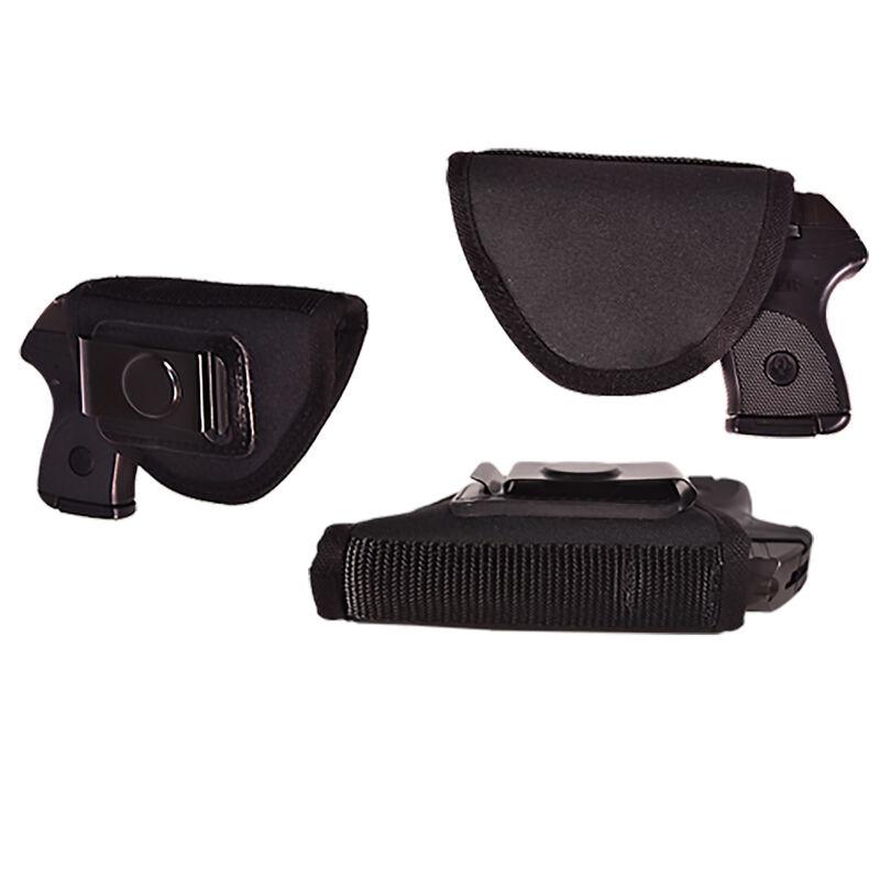 Blue Stone Rebel Hellhound IWB Holster Sub Compact Pistols Right Hand Nylon Black REBEL-HELLHOUND-SUB-RH