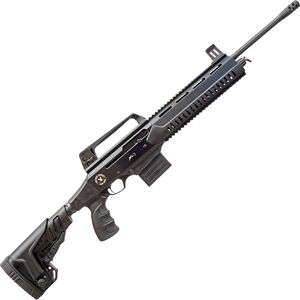 "TR Silver Eagle XT3 Tactical .410 Bore Semi Auto Shotgun 18.5"" Barrel 3"" Chamber 5 Rounds Synthetic Fixed Stock Black"