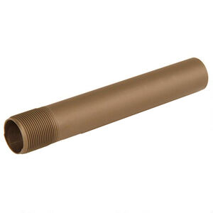 LBE Unlimited AR-15 Pistol Recoil Buffer Tube, Brown