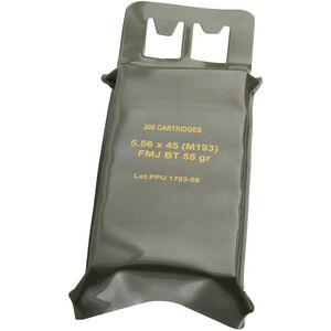 Prvi Partizan 5.56 NATO Ammunition 200 Rounds Mil-Spec M193 FMJBT 55 Grains