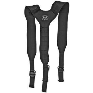 Grey Ghost Gear UGF Three Point Suspender Harness Laminate Black