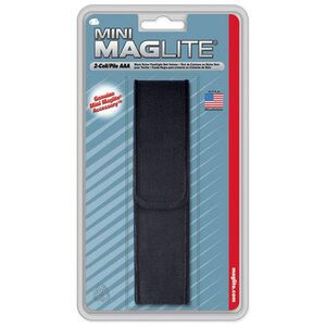 MagLite AAA Mini Mag Flap Holster Nylon