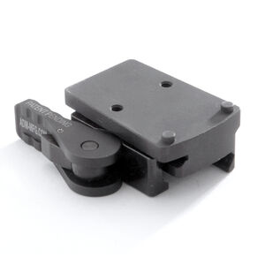 American Defense Trijicon RMR Mount 1 Piece Right Hand Lever Black AD-RMR-RH-STD-TL