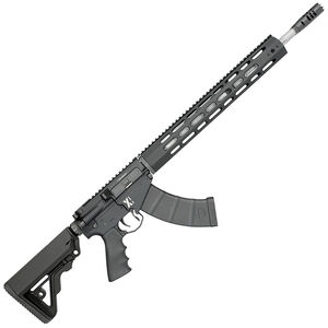 "Rock River LAR-47 X-1 7.62x39mm AR15 18"" 30rds Black"