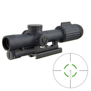 Trijicon VCOG 1-6x24 Scope Green Segmented Circle Crosshair For .223 Remington 55 Grain FFP