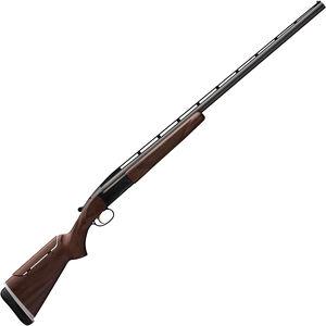 "Browning BT-99 Micro 12 Gauge Single Shot Shotgun 30"" Barrel 2-3/4"" Chamber 1 Round Graco Adjustable Walnut Stock Blued Finish"