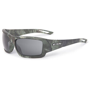 Eye Safety Systems Credence Ballistic Sunglasses Reaper Woods Frame Smoke Gray Lens Black EE9015-13
