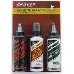Slip 2000 Ultimate Cleaning System Gun Lube/725 Gun Cleaner/Carbon Killer 3 Pack
