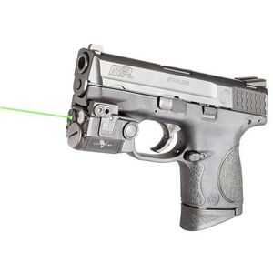 Viridian GLOCK 17, 19, 22, 23, 31, 32, 34, 35 C5L Green Laser and Tactical Light 100 Lumens 1x CR2 Battery with TacLoc Holster Aluminum C5L-PACK-C1