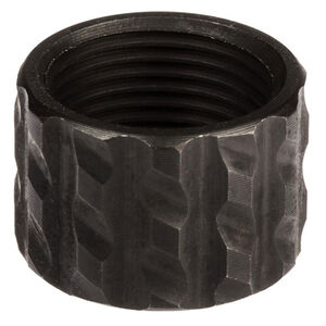 CruxOrd 1/2-28 Thread Protector Stainless Steel Blackened