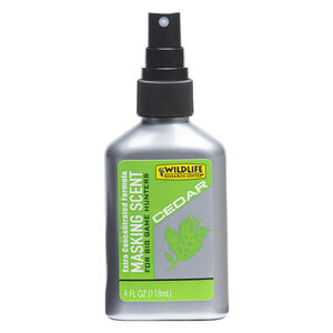 Wildlife Research Center Cedar Masking Scent X-TRA Concentrated 4oz