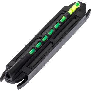 "HiViz Magni-Hunter Front Sight Magnetic Shotgun Fiber Optic Sight Red/Green Wide Model Fits .355"" to .440"" wide Vent Ribs"