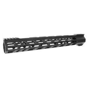 "TacFire AR-15 15"" A.C.E. Series M-LOK Handguard Aluminum Black"