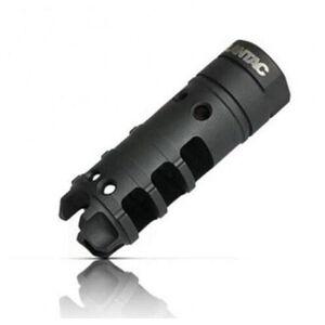 LANTAC USA AK-47 Drakon Muzzle Brake Nitride Black 14x1 LH DGNAK47B