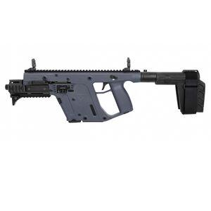 "Kriss USA Kriss Vector Gen II SDP-SB Enhanced 10mm Auto Semi Auto Pistol 6.5"" Barrel 15 Rounds Pistol Stabilizing Brace Combat Grey Finish"