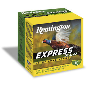 "Remington Express XLR 20 Gauge Ammunition 250 Rounds 2.75"" #7.5 Lead 7/8 Ounce NEHV2075"